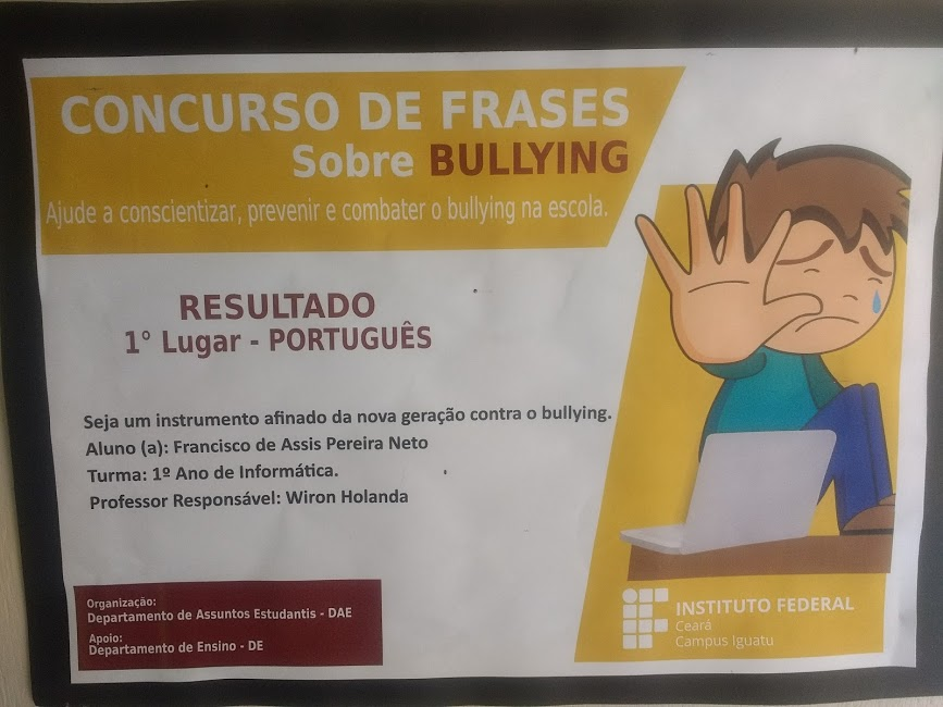 Atividade 36231 Bullying E Se Fosse Com Você Acompanhamento